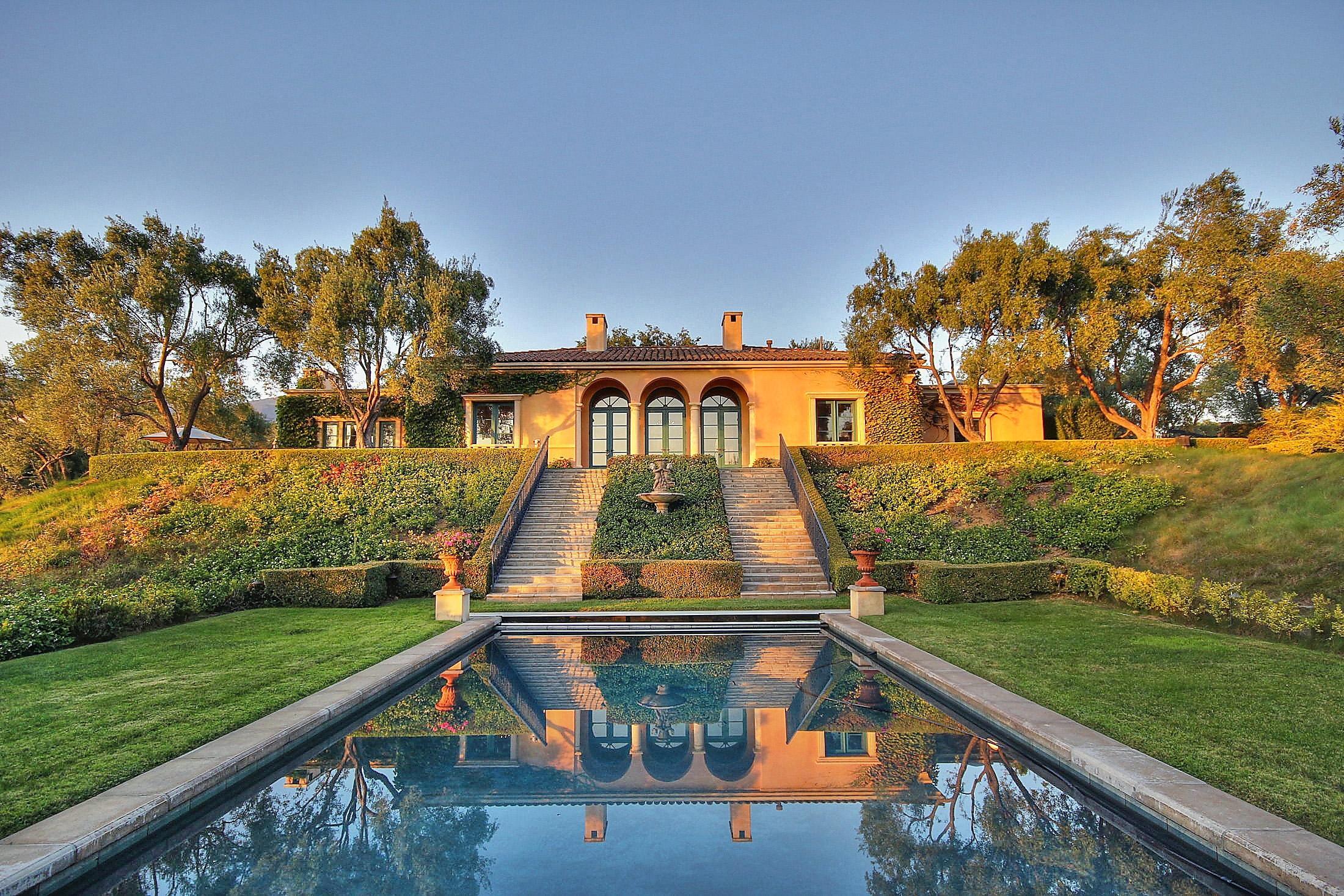 Property photo for 4463 Meadowlark Lane Santa Barbara, California 93105 - 13-2717