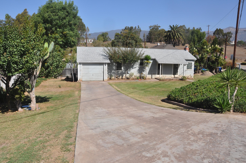 Property photo for 4508 Auhay Dr Santa Barbara, California 93110 - 13-3259