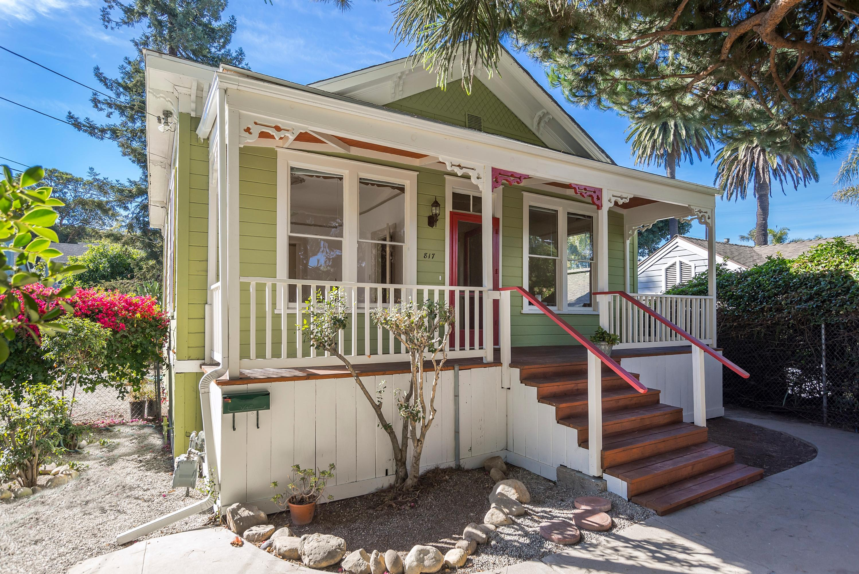Property photo for 817 Castillo St Santa Barbara, California 93101 - 13-3636