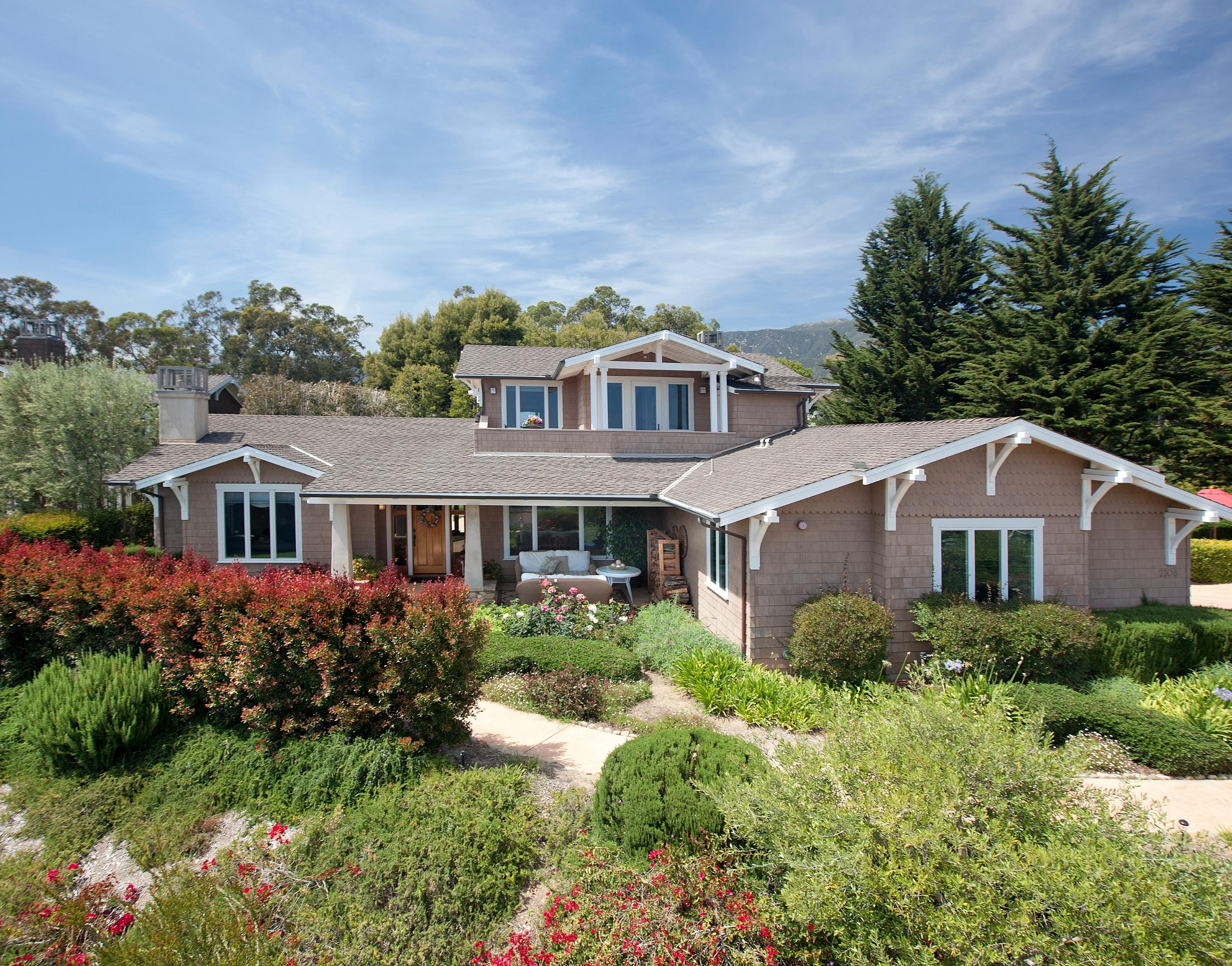 Property photo for 2108 Summerland Heights Ln Montecito, California 93108 - 14-322