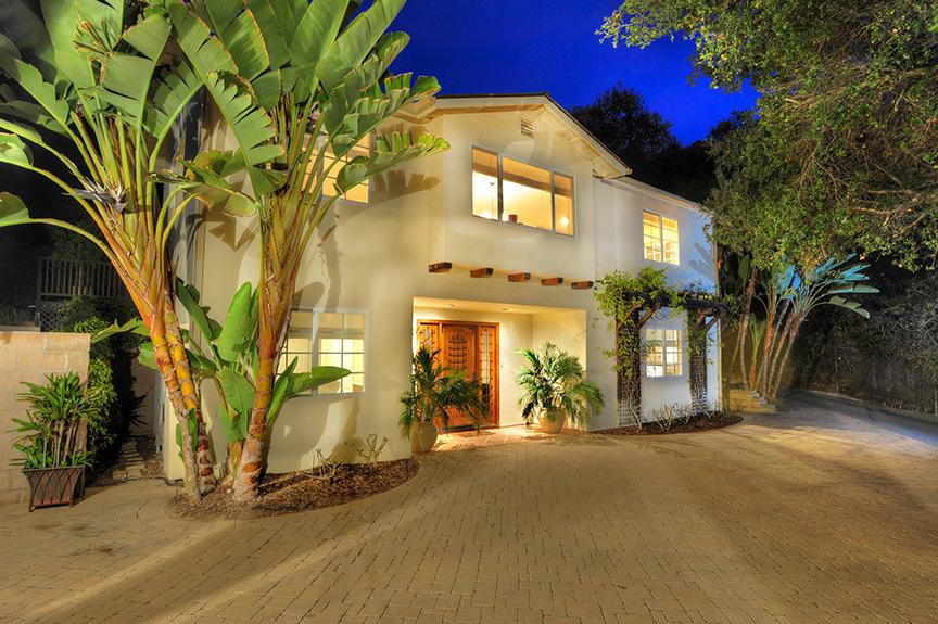 Property photo for 1336 Manitou Rd Santa Barbara, California 93101 - 14-303