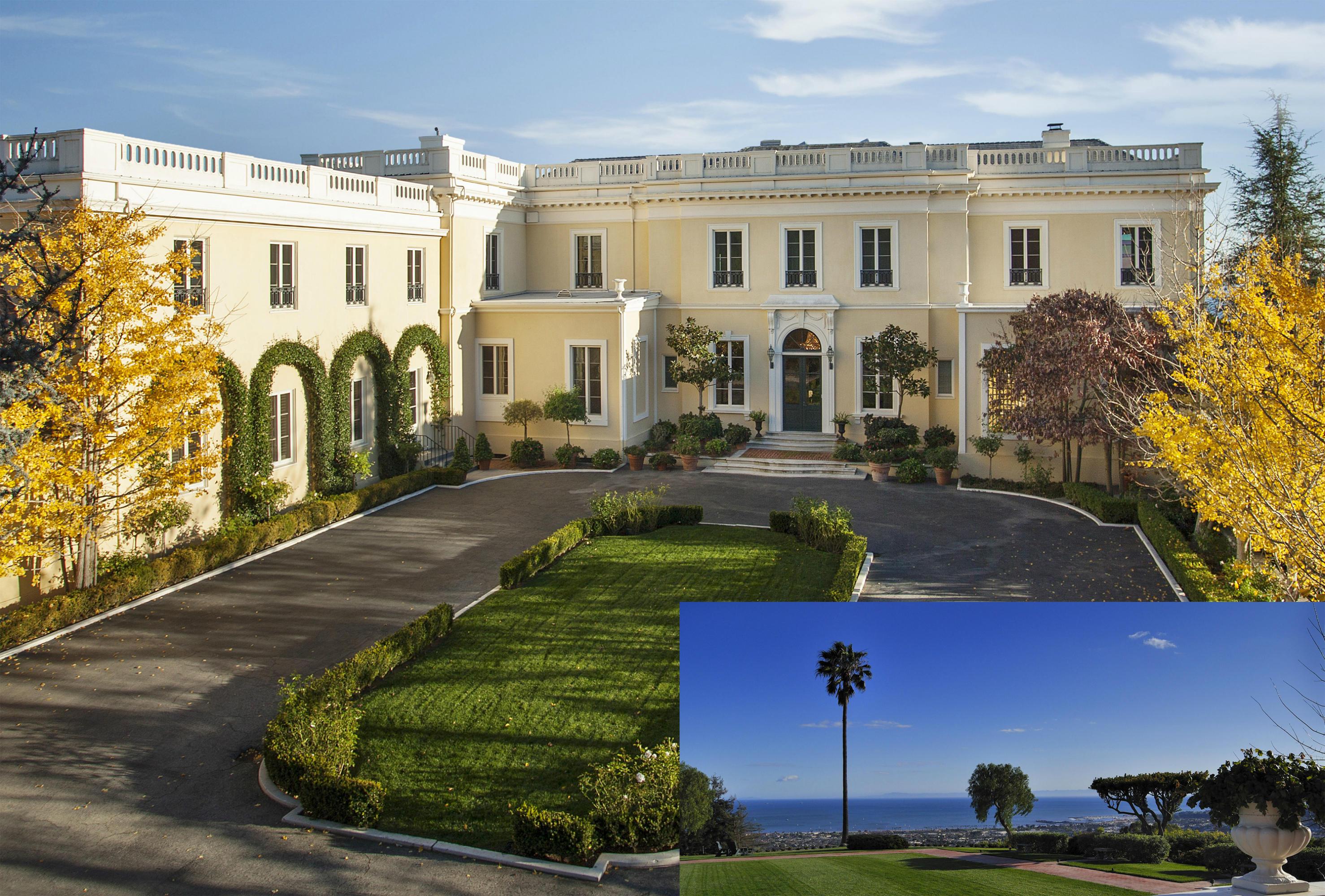 Property photo for 931 Las Alturas Rd Santa Barbara, California 93103 - 14-442