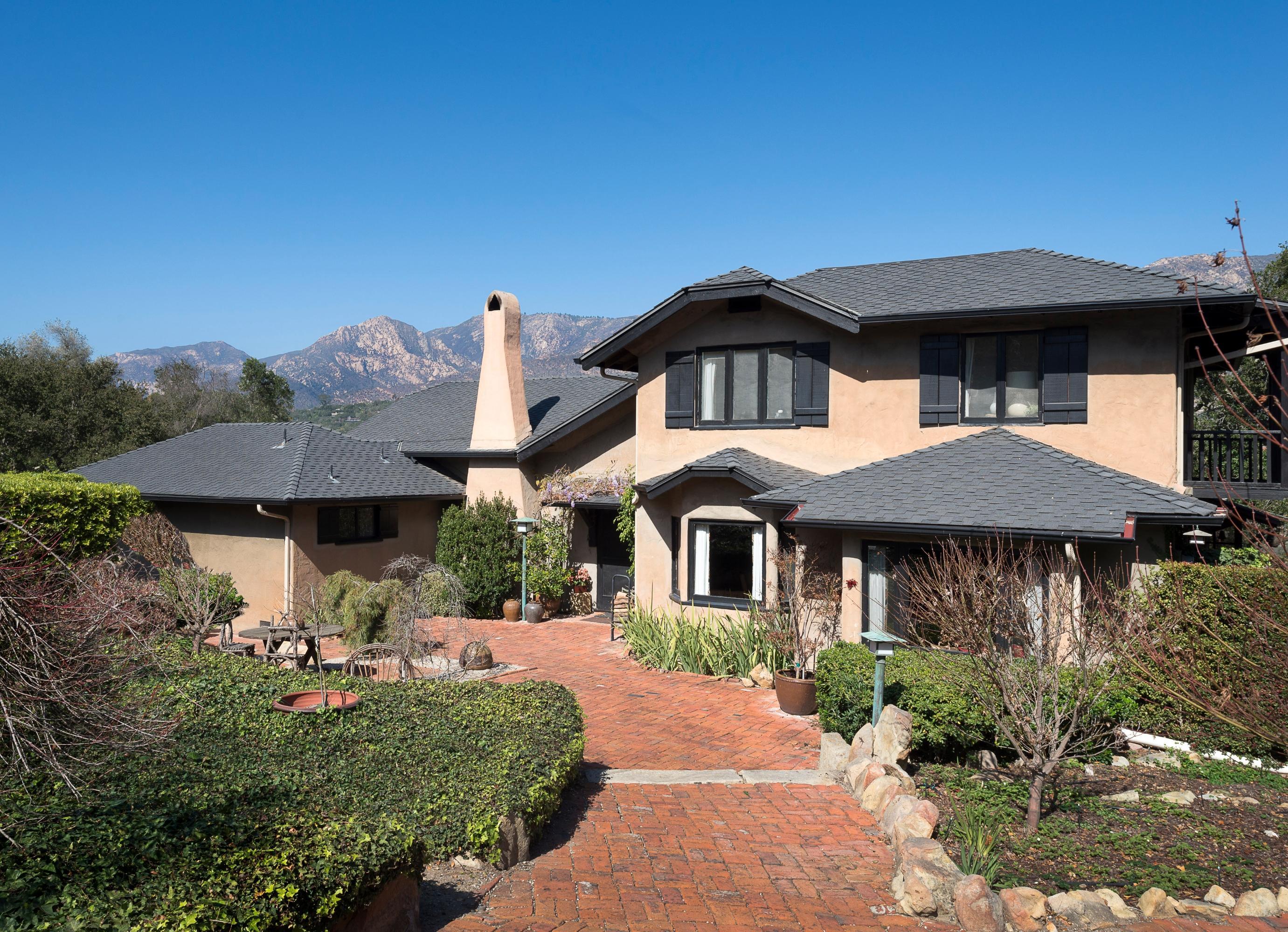 Property photo for 1300 Las Alturas Rd Santa Barbara, California 93103 - 14-533