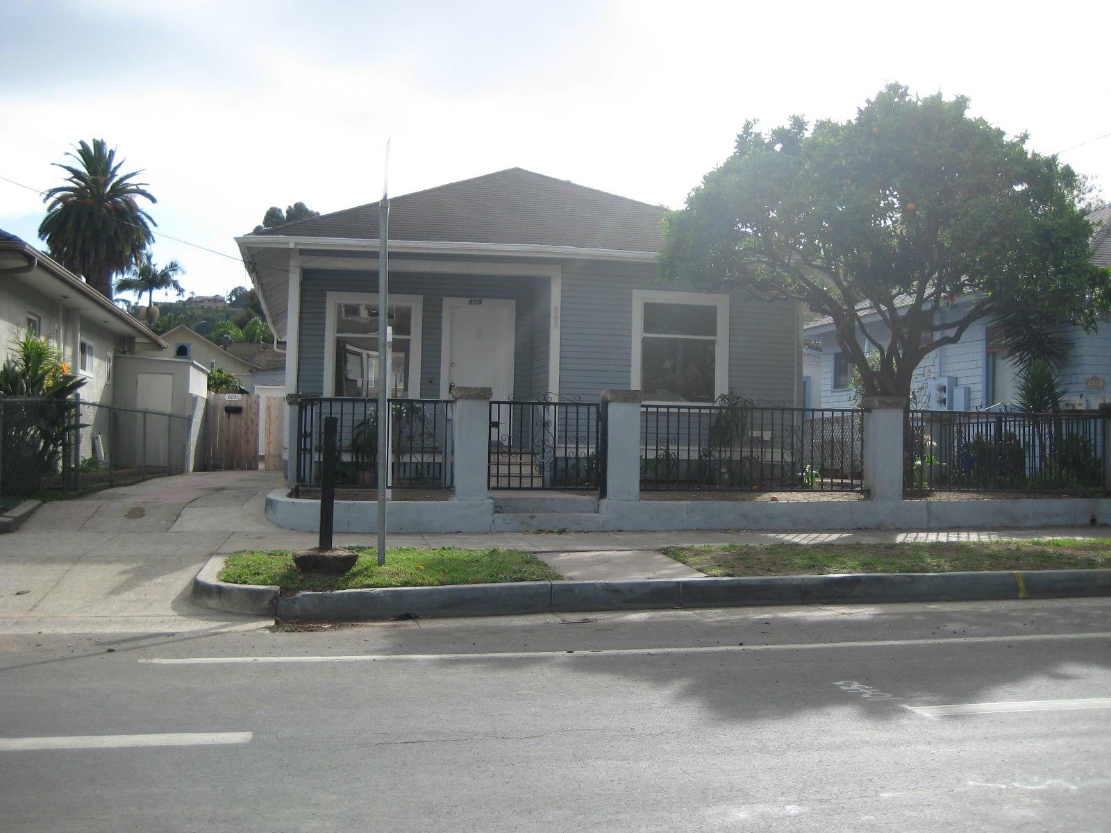 Property photo for 605 Castillo St Santa Barbara, California 93101 - 14-918