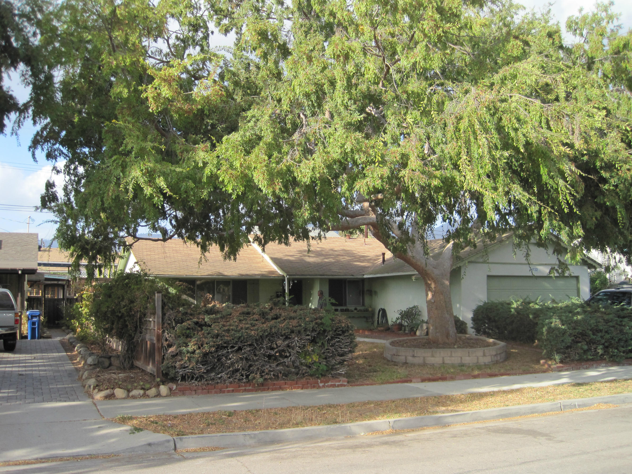 Property photo for 4722 Ashdale St Santa Barbara, California 93110 - 14-920