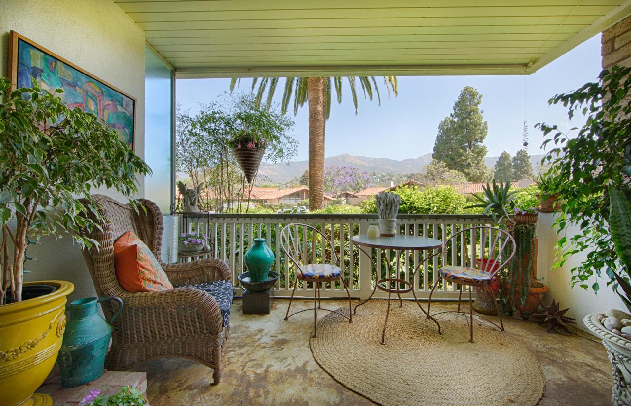 Property photo for 2805 Miradero Dr #E Santa Barbara, California 93105 - 14-1504