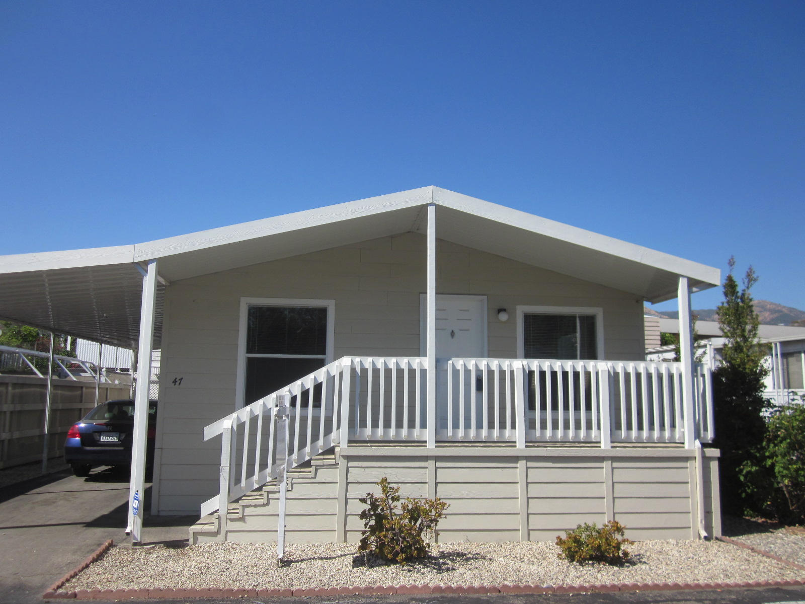 Property photo for 4025 State St #47 Santa Barbara, California 93110 - 14-1517