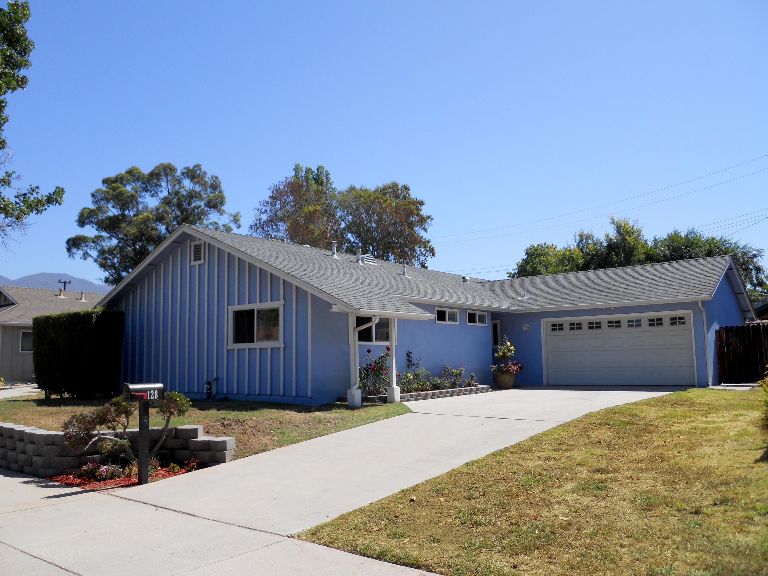 Property photo for 128 La Venta Dr Santa Barbara, California 93110 - 14-2334