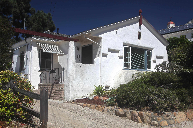 Property photo for 16 W Padre St Santa Barbara, California 93105 - 14-2941