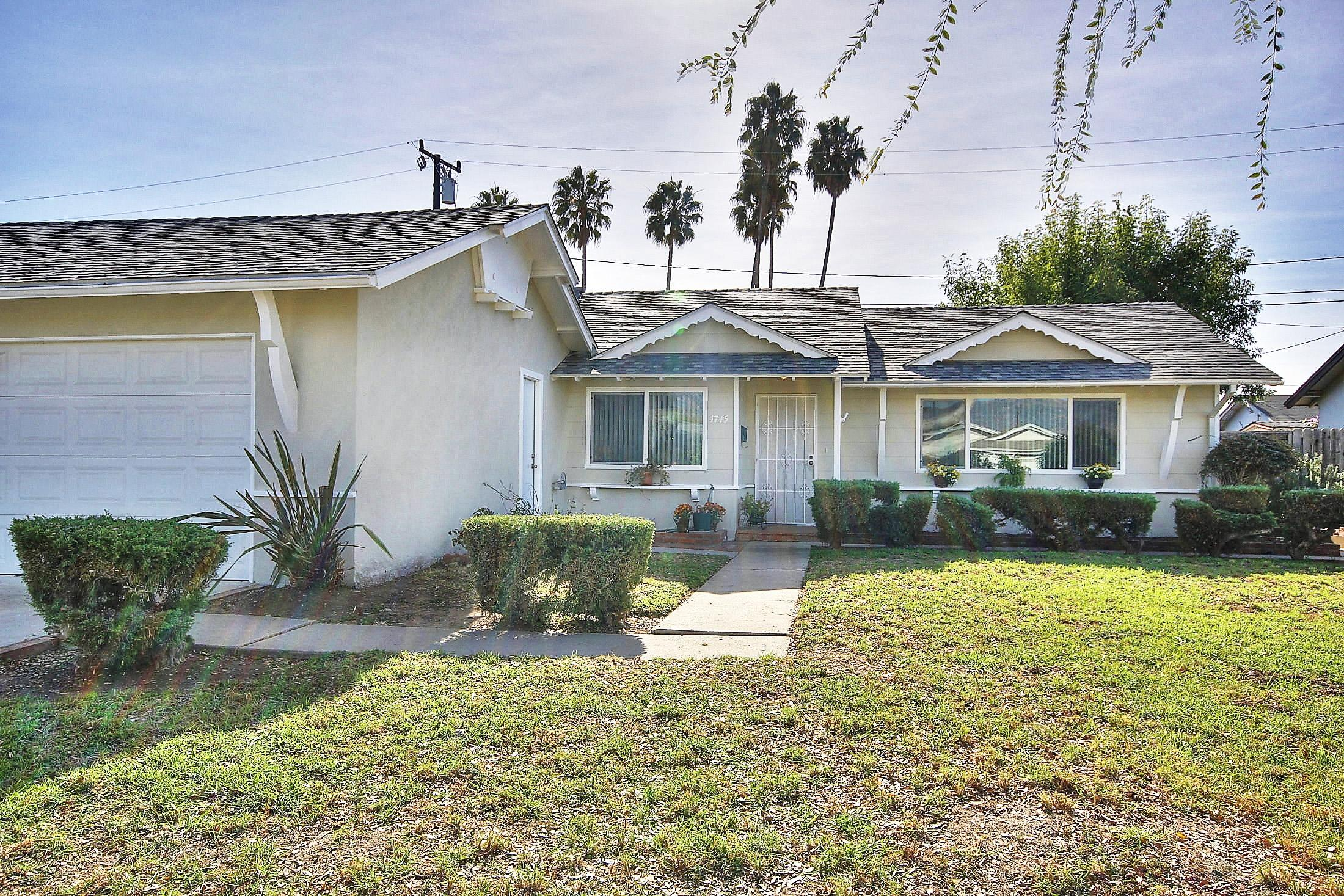 Property photo for 4745 Chandler St Santa Barbara, California 93110 - 14-3560