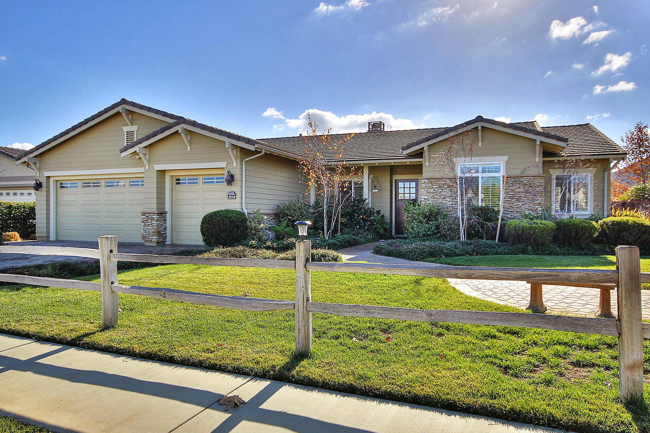 Property photo for 1219 Coast Oak Dr Solvang, California 93463 - 15-32