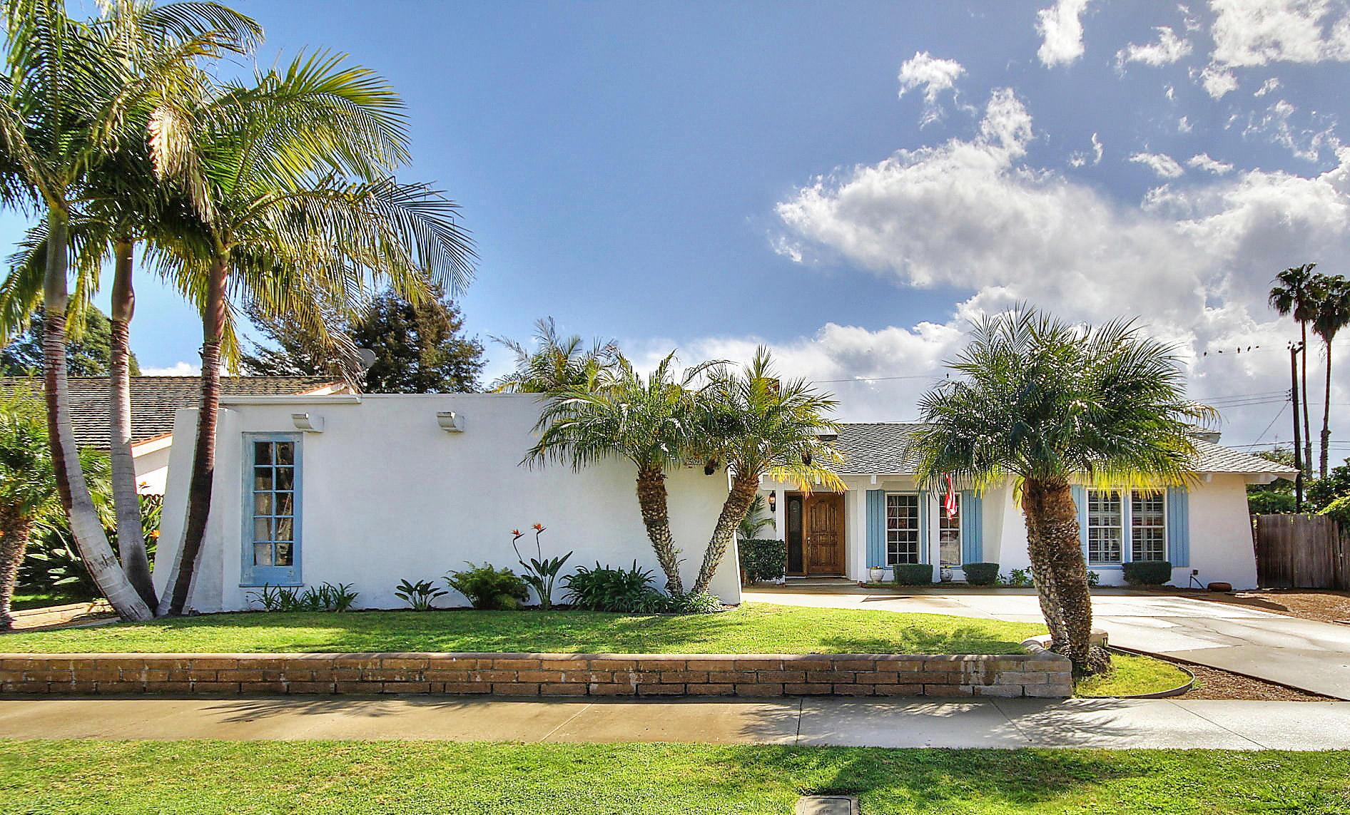 Property photo for 5091 Parkwood Pl Santa Barbara, California 93111 - 15-620