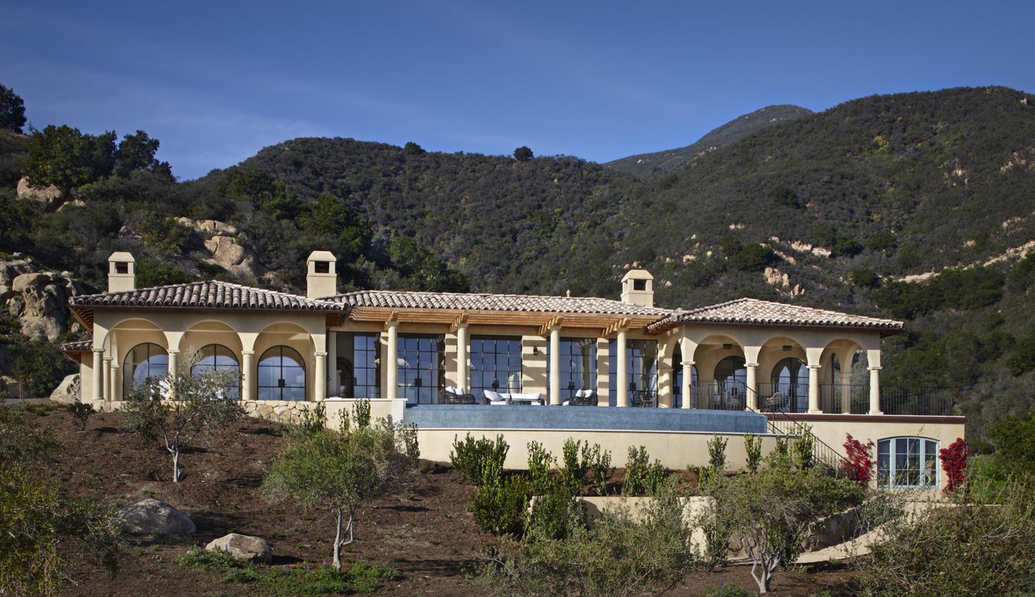 Property photo for 1122 E Mountain Dr Montecito, California 93108 - 15-740