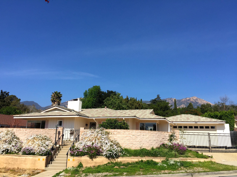 Property photo for 852 La Milpita Rd Santa Barbara, California 93105 - 15-774
