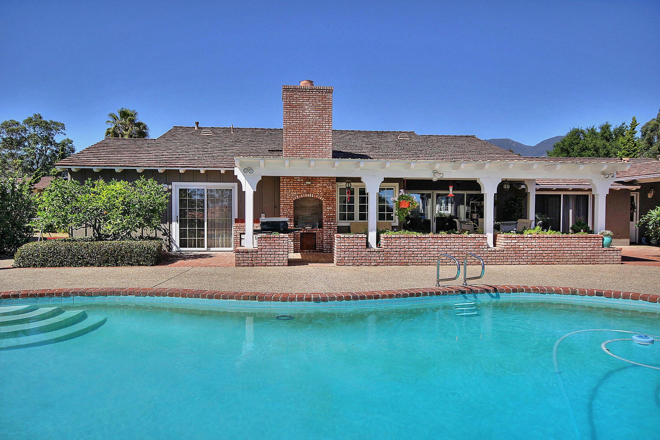 Property photo for 4845 Via Los Santos Santa Barbara, California 93111 - 15-1378