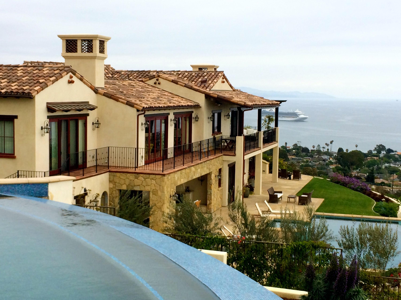 Property photo for 1702 La Vista Del Oceano Santa Barbara, California 93109 - 15-1506