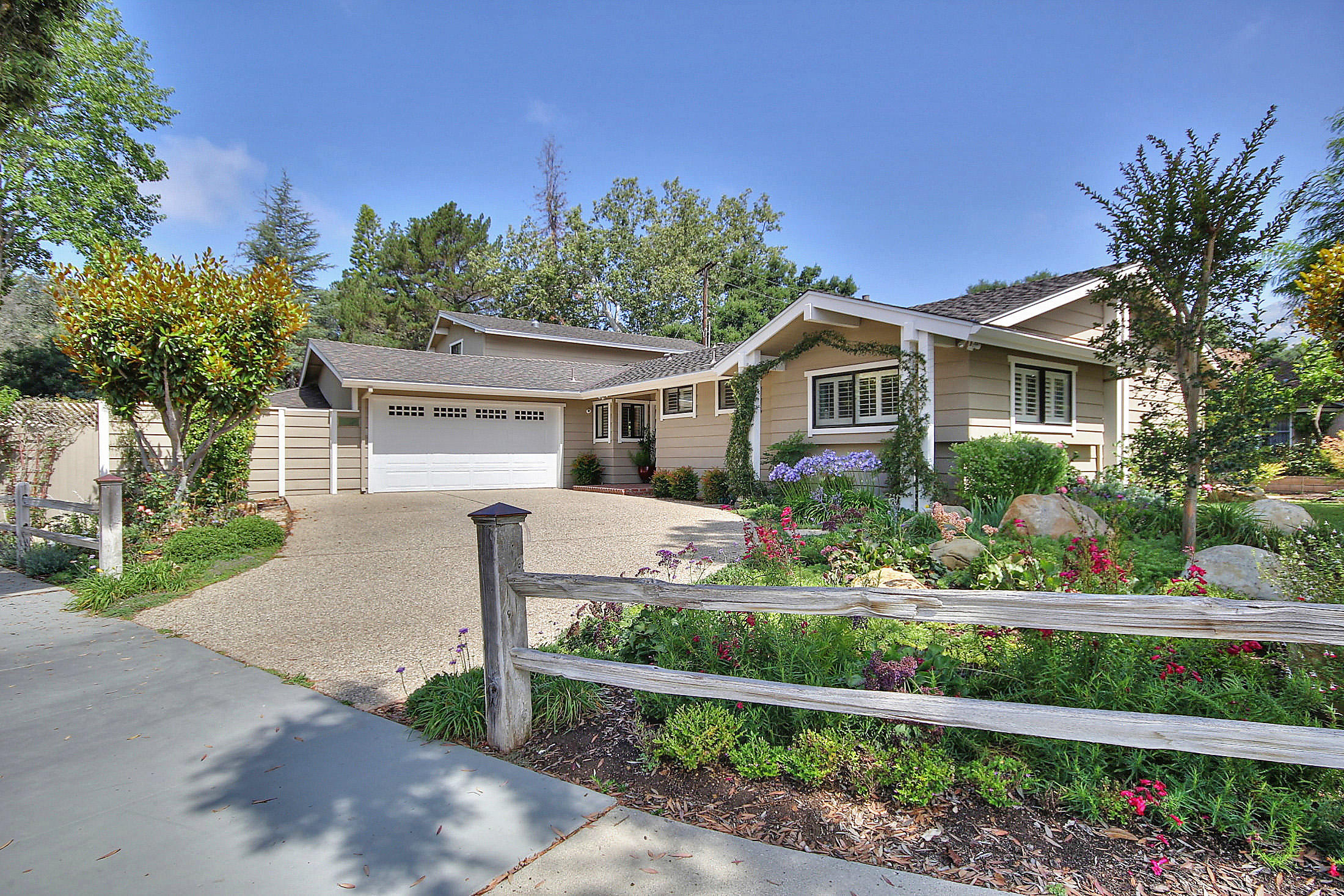 Property photo for 605 Willowglen Rd Santa Barbara, California 93105 - 15-2013