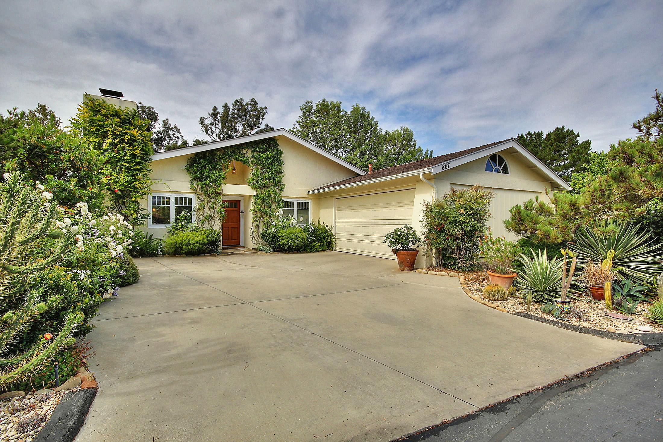 Property photo for 867 Via Abajo Santa Barbara, California 93110 - 15-2467
