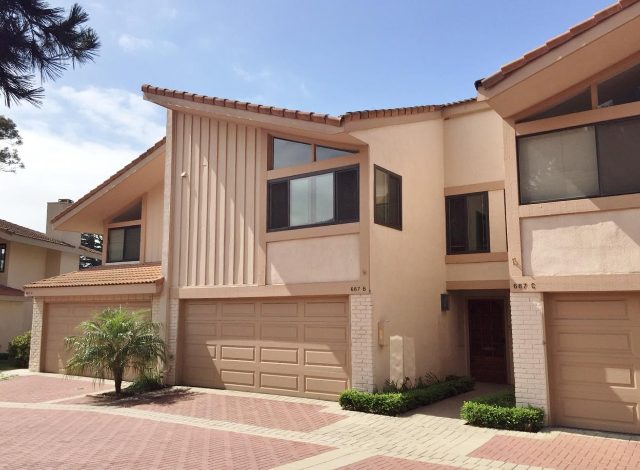 Property photo for 667 Del Parque #B Santa Barbara, California 93103 - 15-2981