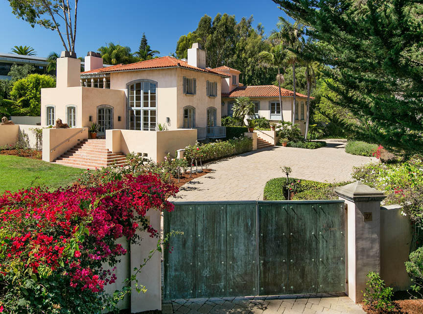 Property photo for 27 Butterfly Ln Montecito, California 93108 - 15-3193