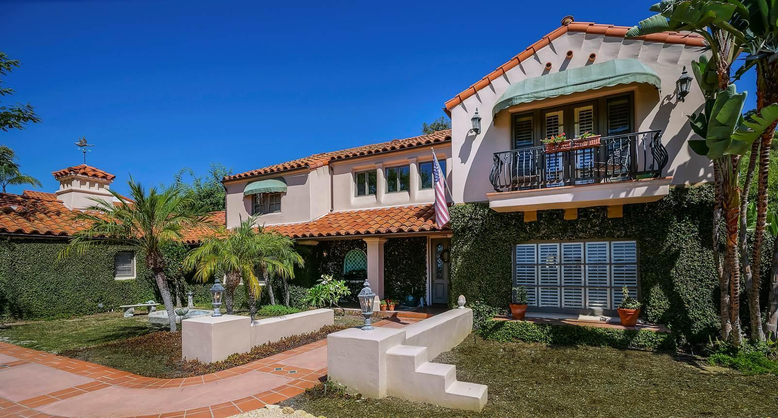 Property photo for 2220 Santiago Rd Santa Barbara, California 93103 - 15-3284