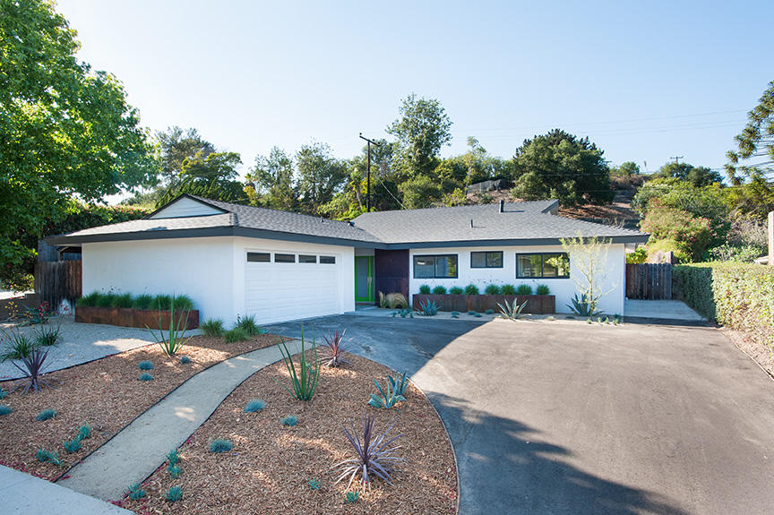 Property photo for 1226 Portesuello Ave Santa Barbara, California 93105 - 15-3671