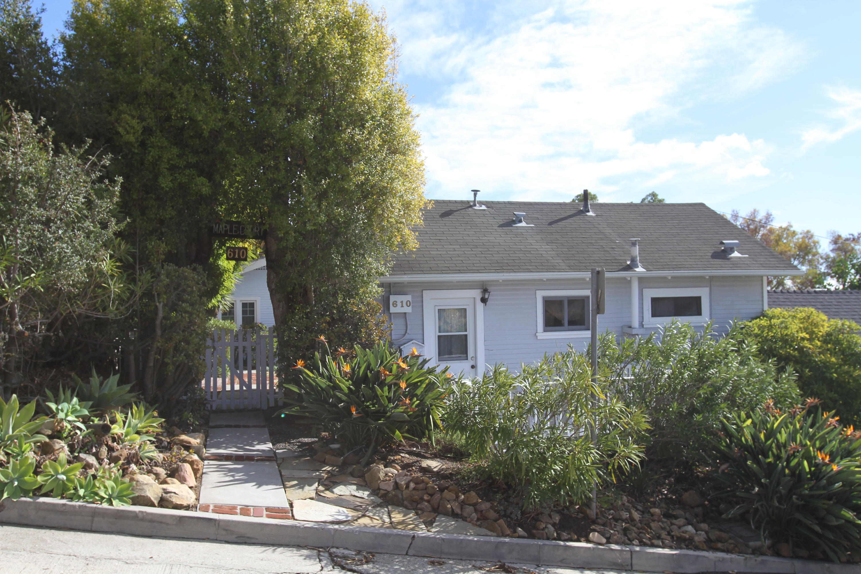 Property photo for 610 Maple Ave Santa Barbara, California 93103 - 16-125