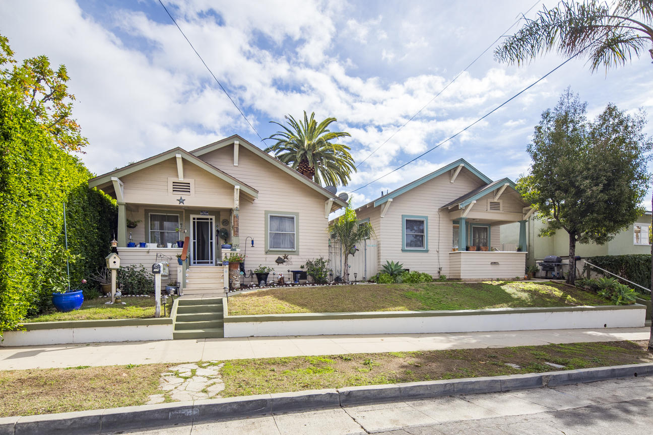 Property photo for 125/129 W Pedregosa St Santa Barbara, California 93101 - 16-237