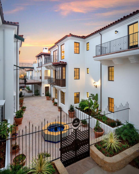 Property photo for 18 W Victoria Street #305 Santa Barbara, California 93101 - 16-711