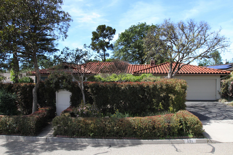 Property photo for 621 Foxen Dr Santa Barbara, California 93105 - 16-964