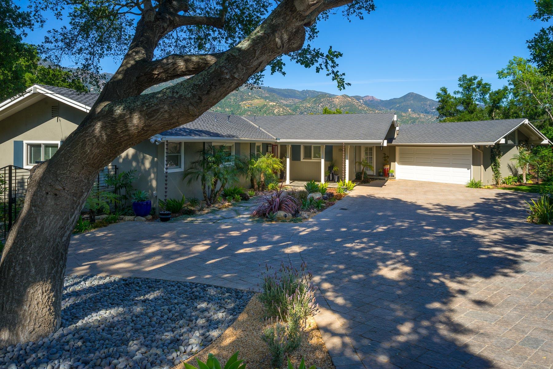 Property photo for 1702 Hillcrest Rd Santa Barbara, California 93103 - 16-962