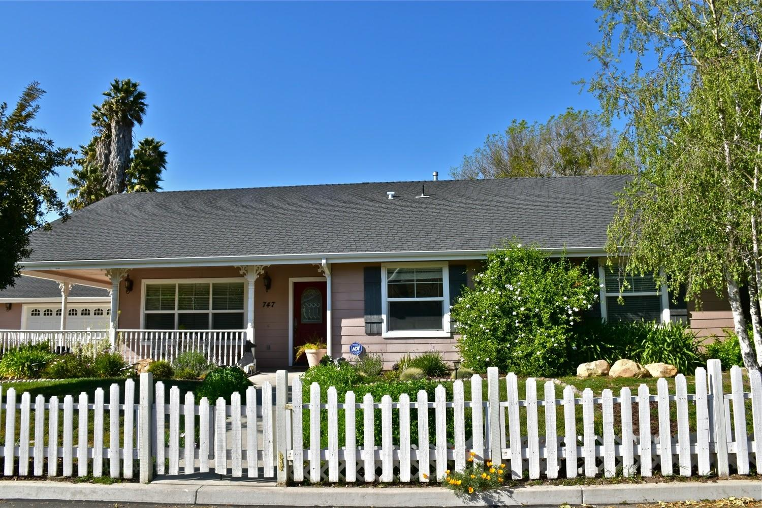 Property photo for 745 Shaw St Los Alamos, California 93440 - 16-1120
