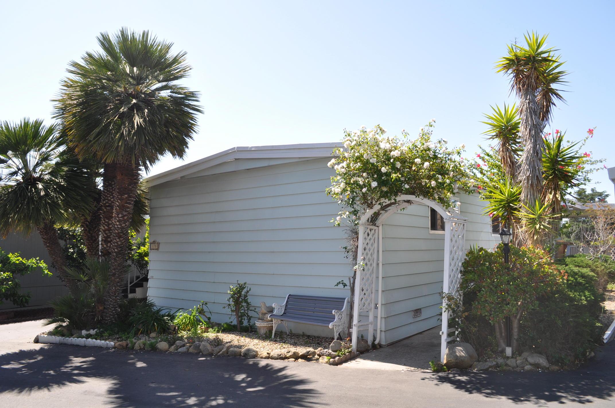 Property photo for 333 Old Mill Rd #178 Santa Barbara, California 93110 - 16-1258