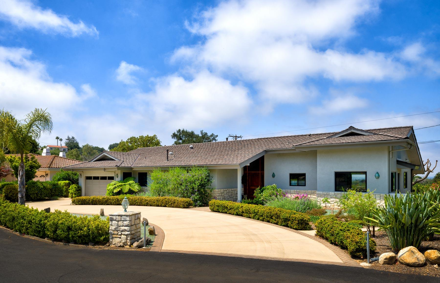 Property photo for 4595 Camino Molinero Santa Barbara, California 93110 - 16-1583