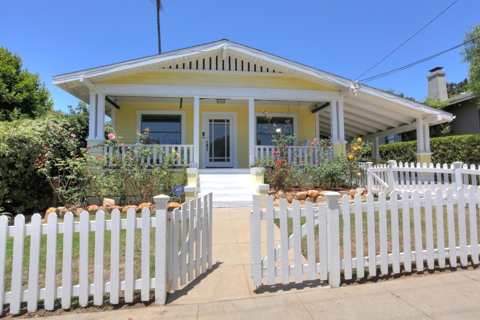 Property photo for 611 E Sola St Santa Barbara, California 93103 - 16-2434
