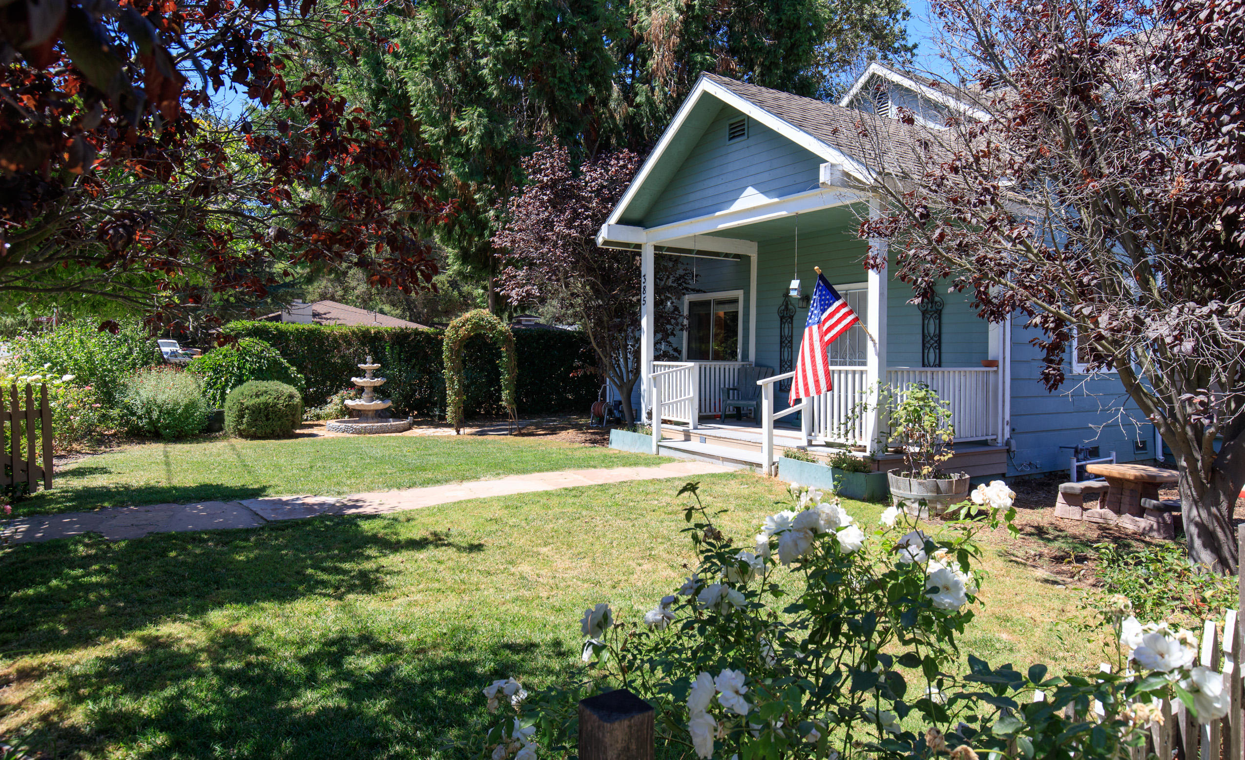 Property photo for 385 Centennial St Los Alamos, California 93440 - 16-2481