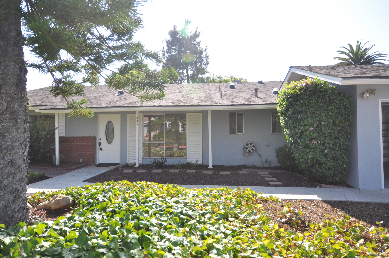 Property photo for 559 N Hope Ave Santa Barbara, California 93110 - 16-2652