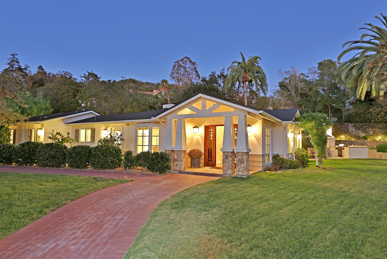 Property photo for 823 Summit Rd Santa Barbara, California 93108 - 16-3322