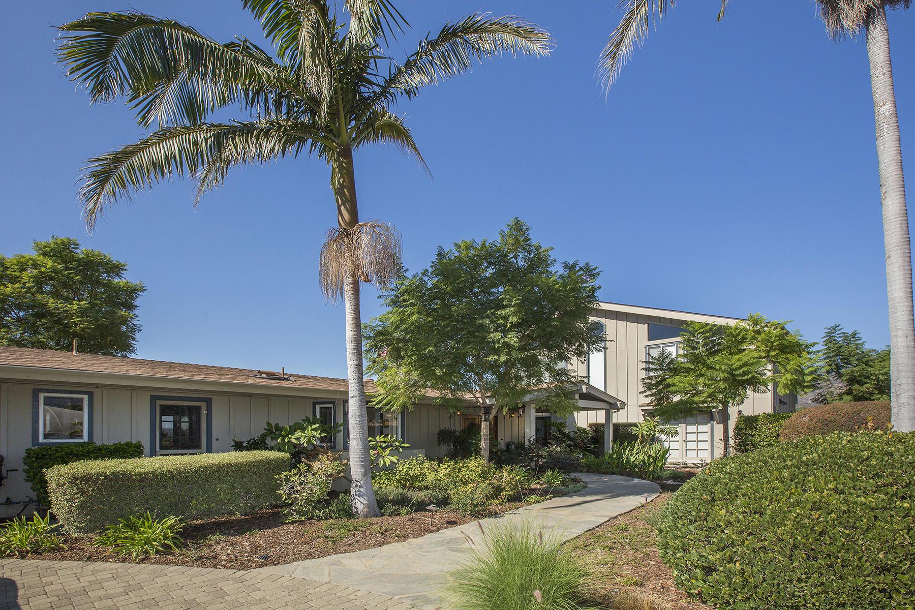 Property photo for 5102 Cathedral Oaks Rd Santa Barbara, California 93111 - 16-3702