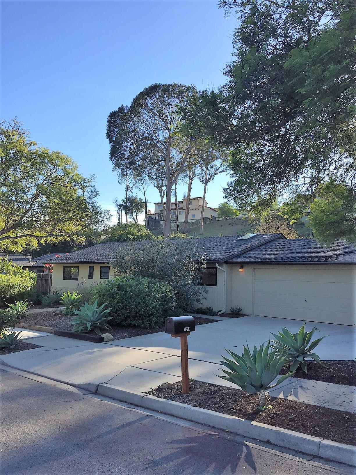 Property photo for 1295 Kenwood Rd Santa Barbara, California 93109 - 16-3813