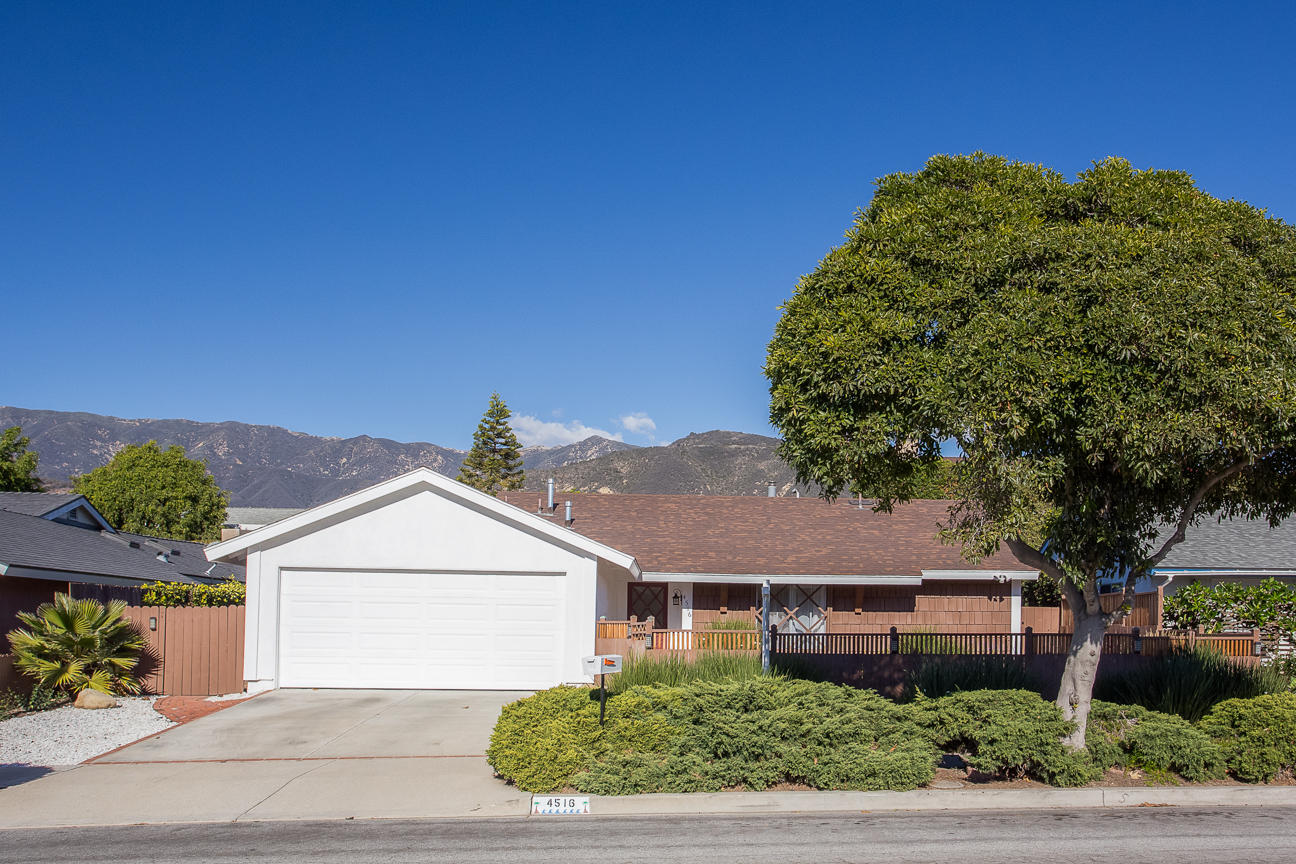 Property photo for 4516 El Carro Ln Carpinteria, California 93013 - 16-3869