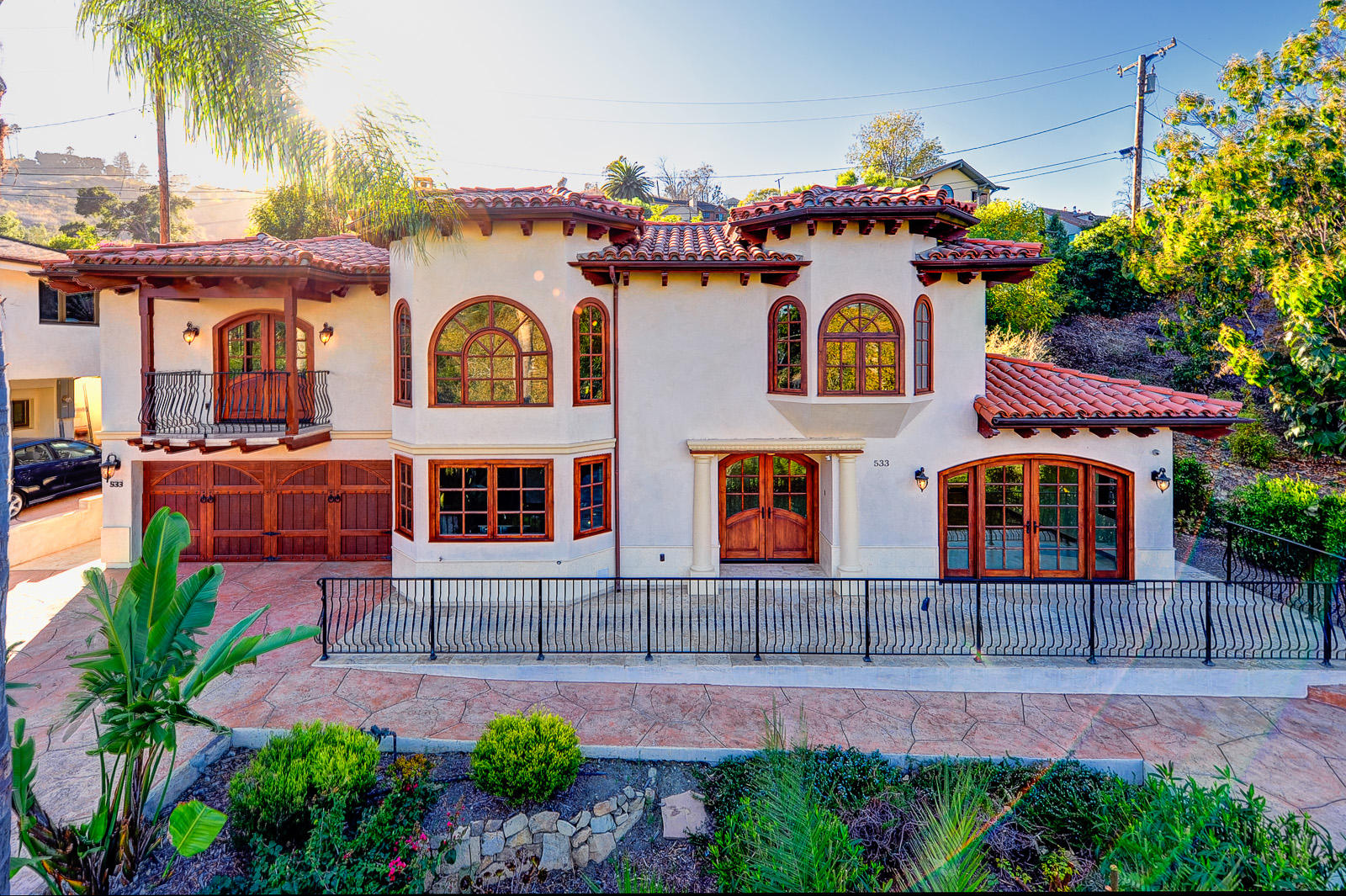 Property photo for 533 Conejo Rd Santa Barbara, California 93103 - 16-3892