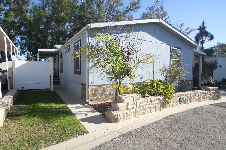 Property photo for 30 Winchester Canyon Rd #39 Goleta, California 93117 - 16-4025