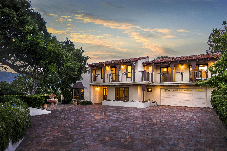Property photo for 1290 Mountain View Rd Santa Barbara, California 93109 - 17-25