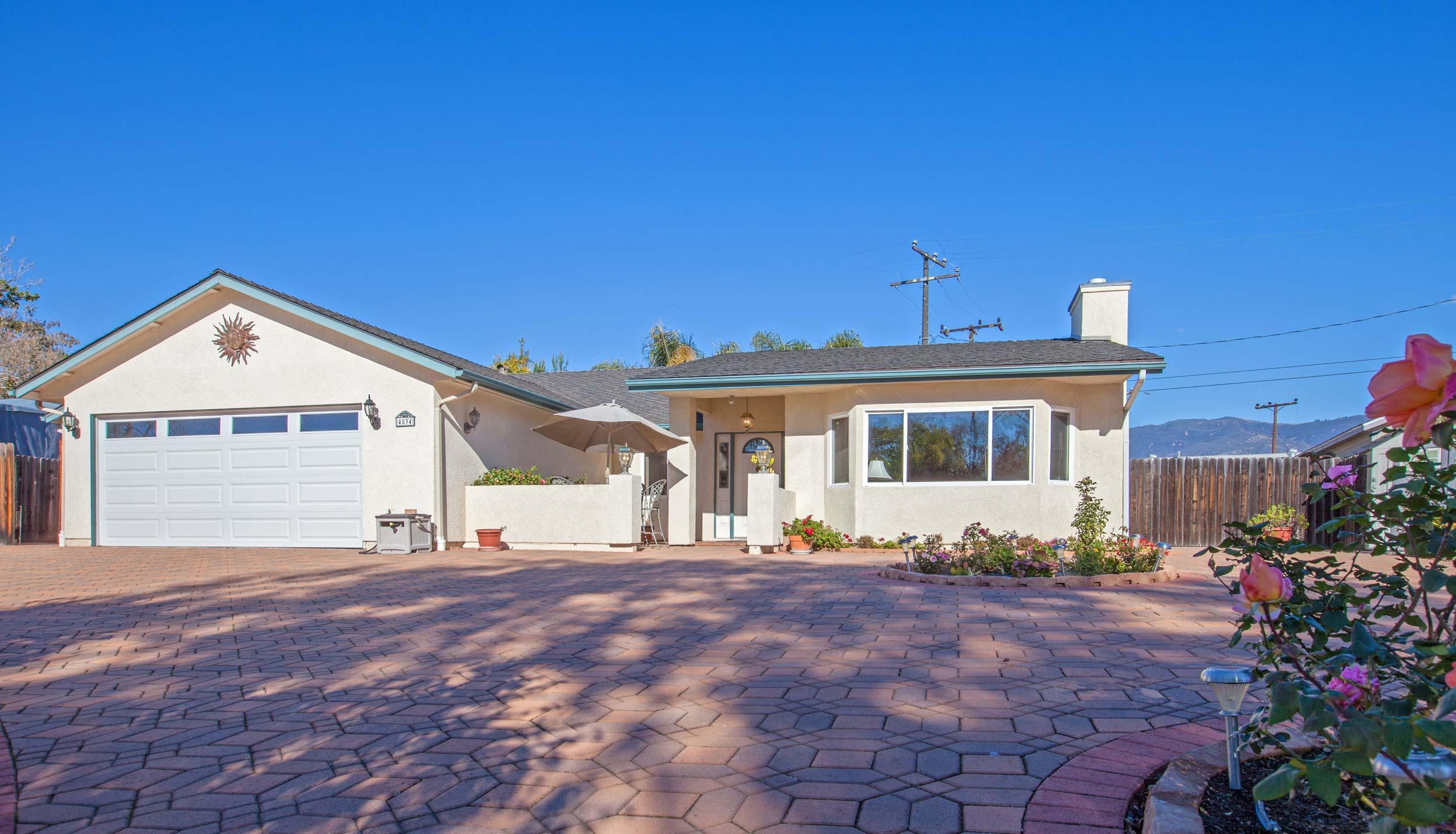 Property photo for 4834 Zink Pl Santa Barbara, California 93111 - 17-386