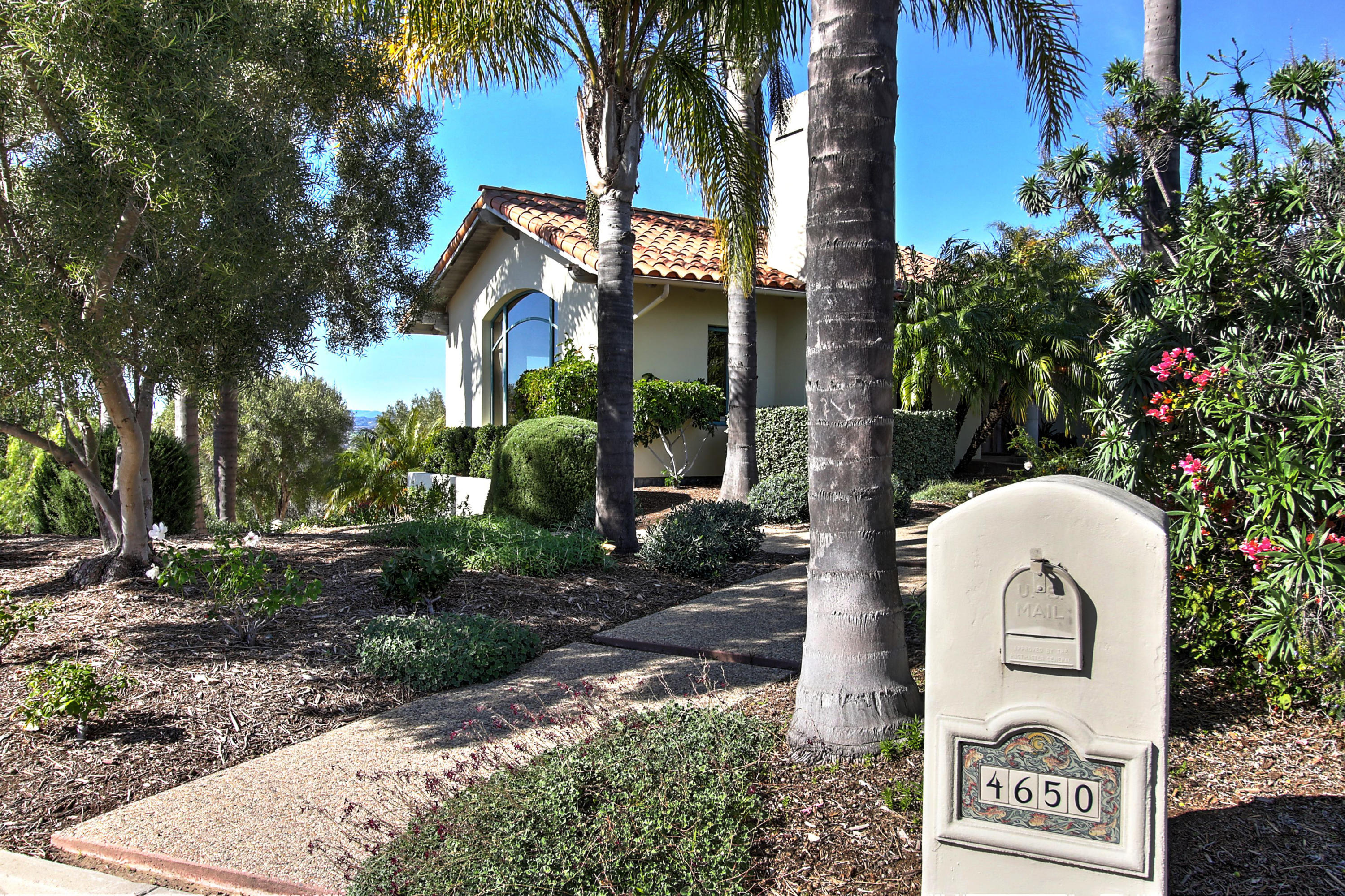 Property photo for 4650 Sierra Madre Rd Santa Barbara, California 93110 - 17-417