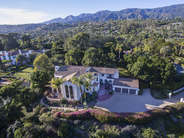 Property photo for 840 Cima Linda Ln Montecito, California 93108 - 17-676