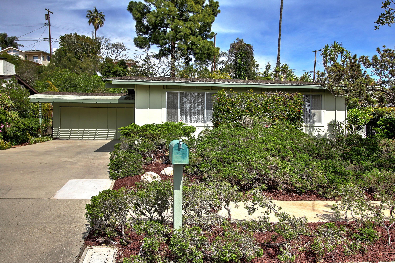 Property photo for 742 Juanita Ave Santa Barbara, California 93109 - 17-1266