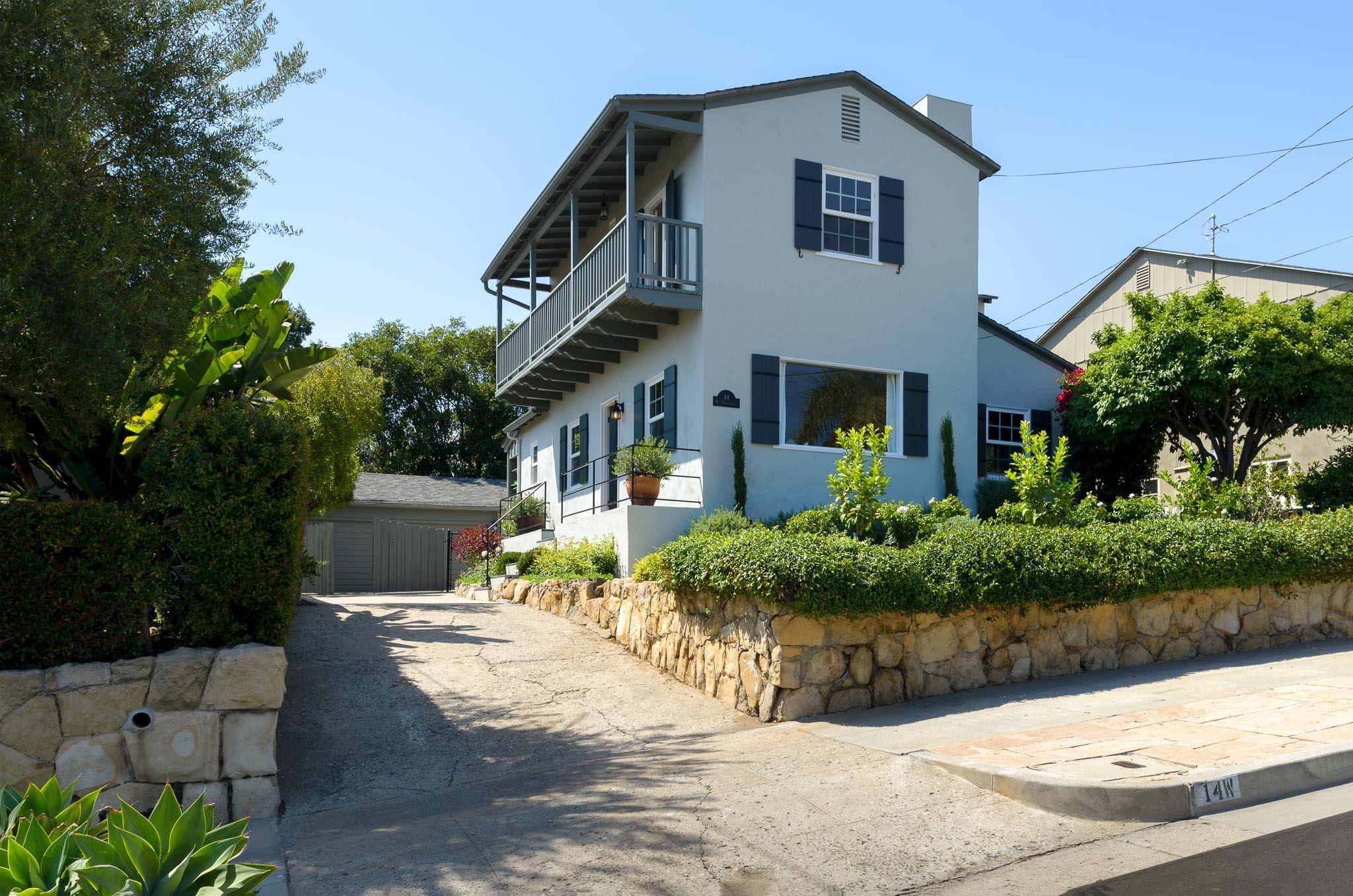 Property photo for 14 W Quinto St Santa Barbara, California 93105 - 17-2243