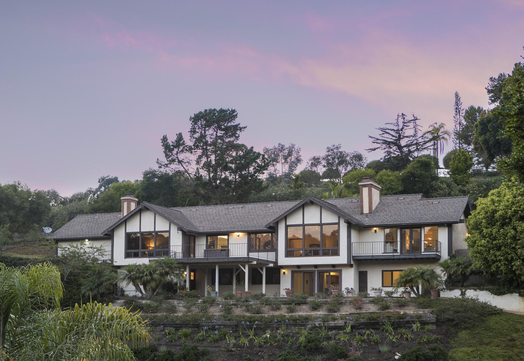 Property photo for 4589 Via Vistosa Santa Barbara, California 93110 - 17-2563
